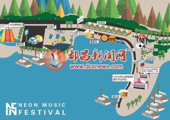 梅棠镇地图