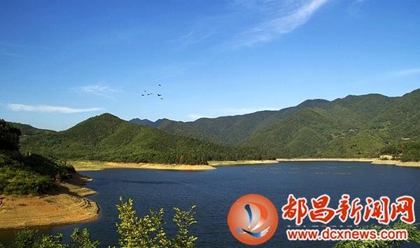 张岭水库国家级水利风景区