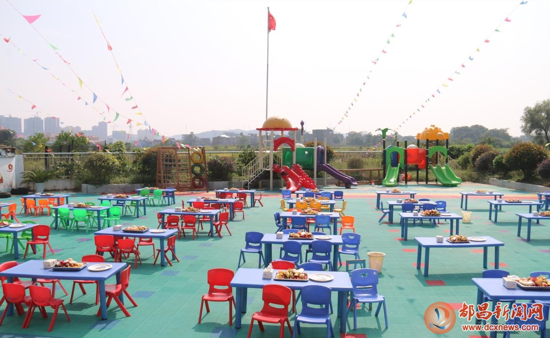县博雅幼儿园情暖庆中秋